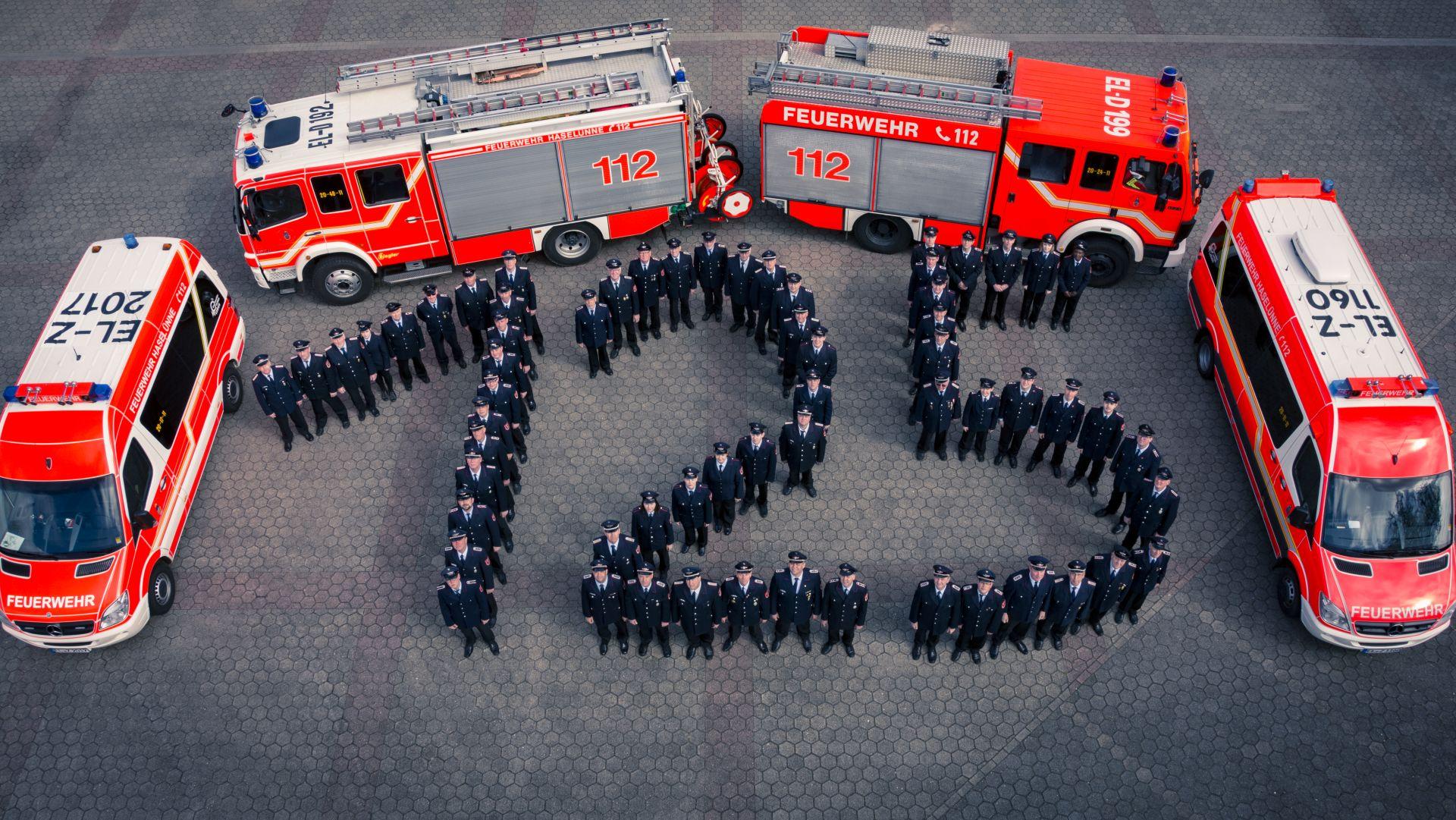 125 Jahre Feuerwehr Haselünne